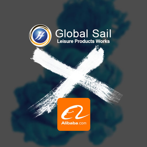 Global Sail Alibaba webside